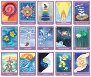 Libro l'Universo Crearmonico delle Costellazioni Familiari - Le Carte del Futuro